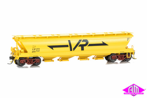 GJF Grain Hopper #280 - VR Yellow