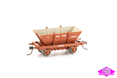 Private Owner Coal L Hoppers POH-3 (10 wagon pack)