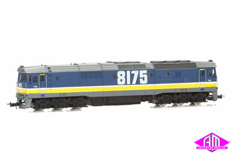 8175 Freight Rail Stealth 81 Class Locomotive