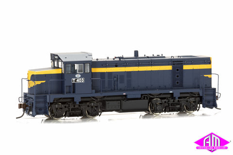 T403 VR (Early) Series 3 T Class Locomotive - Low Nose