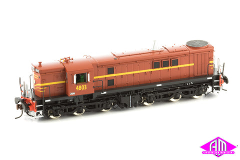 4803 Tuscan MK1 48 Class Locomotive - All New Design