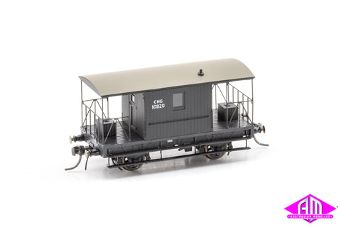 Brake Van for Coal Roads, CHG 10820, CHG-3