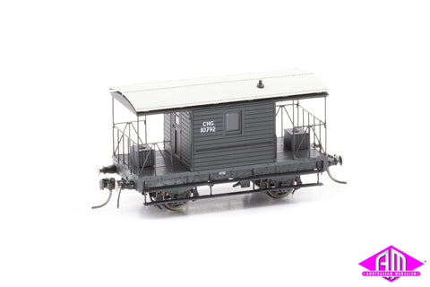 Brake Van for Coal Roads, CHG 10792, CHG-6