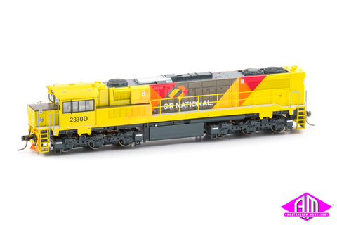 2300 Class Locomotive, Q237 | QR NATIONAL BANANA | #2330D