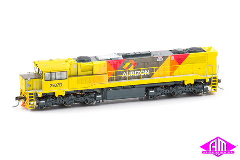 2300 Class Locomotive, Q240 | AURIZON BANANA | #2307D