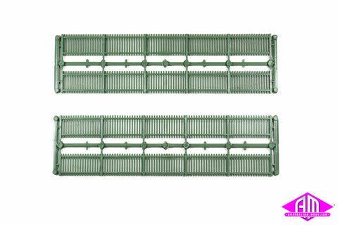RAT-431 Picket Fence (Green)