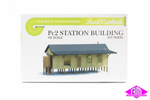 RC1004K Pc2 Station Building