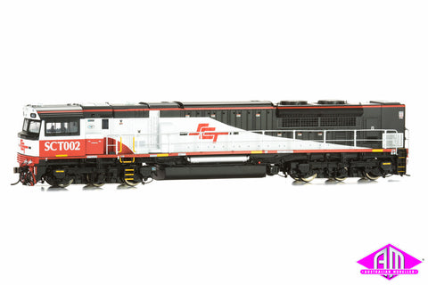 Railmotor Models GT46C-ACe SCT002