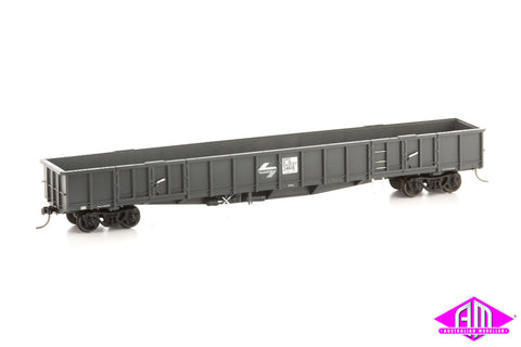 ARK-RR03G-NSWR CDY Open Wagon - NSWR - grey