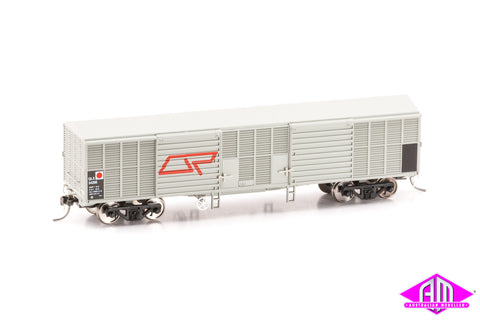 QLX Box Wagon Original Livery RTR004 (3 PACK)