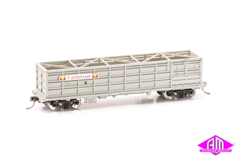 KQJX Cattle Wagon RTR019 (3 PACK)