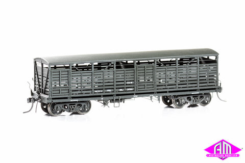 BCW Cattle Wagon BCW - D (3 Pack) Weathered