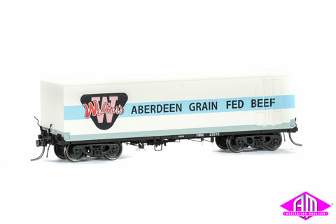 SDS-NRWF-D NRWF WEATHERED - D (3 Pack)