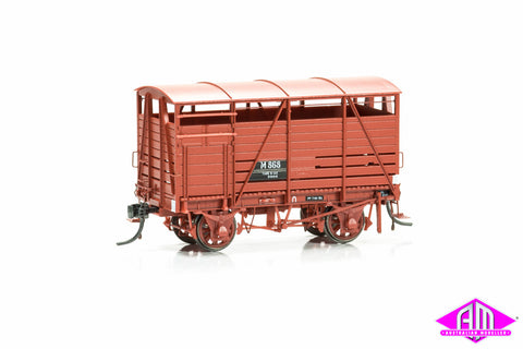 SDS-M-A M Cattle Wagon A (3 Pack)