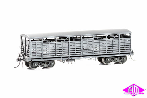 BCW Cattle Wagon NSCF - E (3 Pack) Weathered