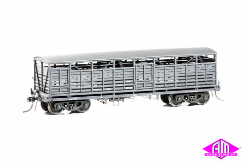 BCW Cattle Wagon NSCF - F (3 Pack) Weathered