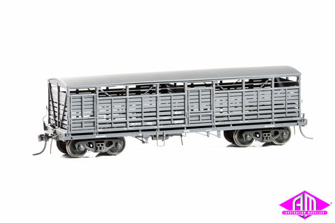 BCW Cattle Wagon NSCF - G (3 Pack) Weathered