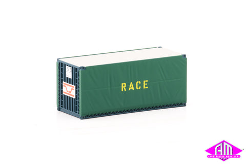 Container 20 foot RACE MIXED B (3 Pack)
