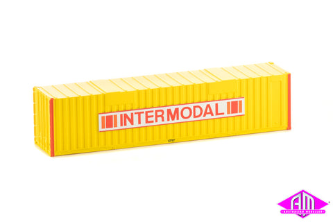 Jumbo Container 40' Intermodal Pack B (2 Pack)
