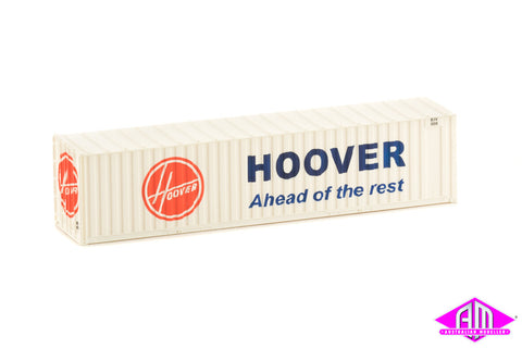 Jumbo Container 40' Hoover Pack A (2 Pack)
