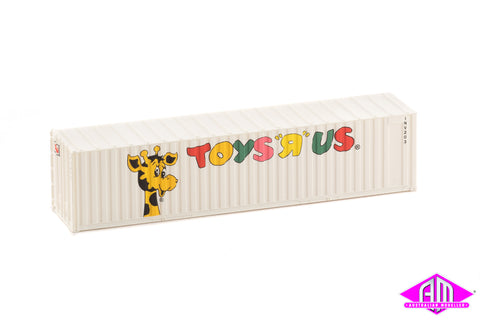 Jumbo Container 40' Toys'R'Us Pack A (2 Pack)