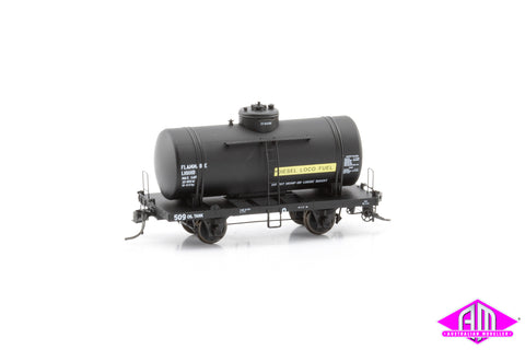 OT 4-Wheel Rail Tank Car OT 509 Diesel Loco Fuel (Single Car)