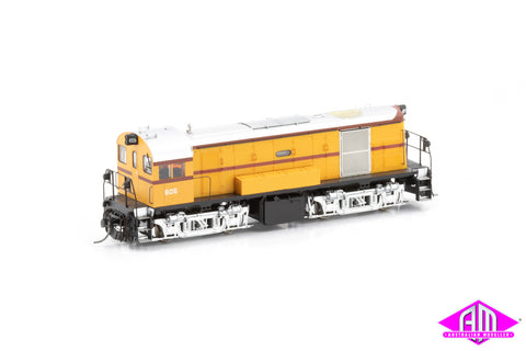 800 Class Locomotive 806 Traffic Yellow