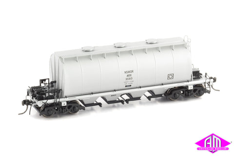 NSWGR ARX Cement Hoppers, ARX Cement As Built Pack A (3pc)