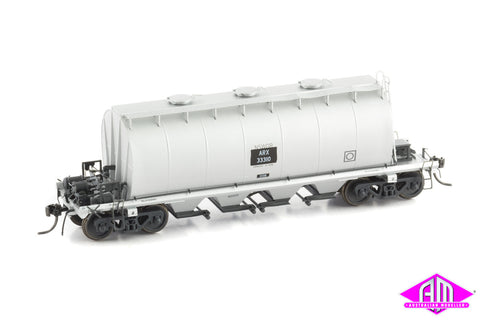 NSWGR ARX Cement Hoppers, ARX Cement Grime Pack B (3pc)