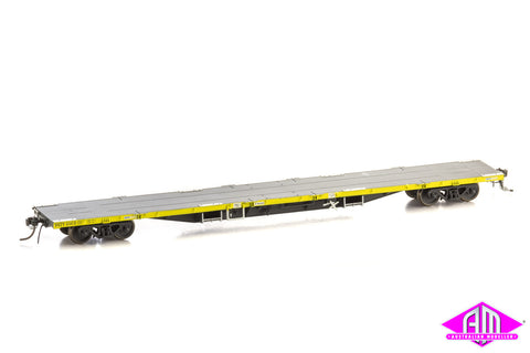 FQX 63' CONTAINER WAGON VQCX Pacific National Pack B (3 Pack)