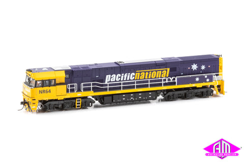 NR Class Locomotive NR 64 Pacific National 5 Stars