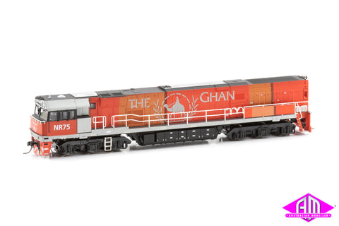 NR Class Locomotive NR 75 The Ghan Proposed