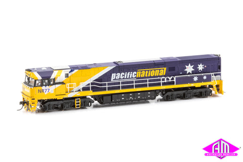 NR Class Locomotive NR 77 Pacific National Patriot Proposed
