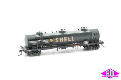 TULLOCH 10,000 Gallon Rail Tank Car Single Pack 1980s NTAF 6019