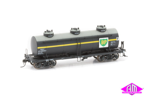 Victorian Railways 10,000 Gallon Tank Car BP TWF 262 Single Car