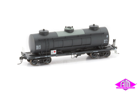 Victorian Railways 10,000 Gallon Tank Cars 3 Pack VTQF Weathered Pack B