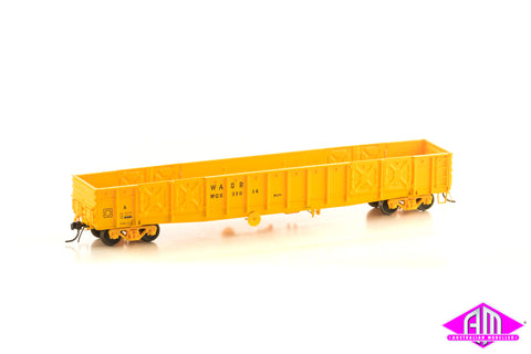 WGX Open Wagon WGX As Built With End Doors Pack A (3 Pack)