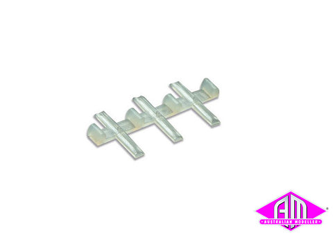 SL-711FB O Scale Flat Bottom Insulated Rail Joiners (