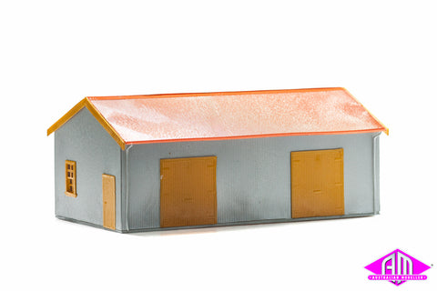 Large Shed (Red Roof)