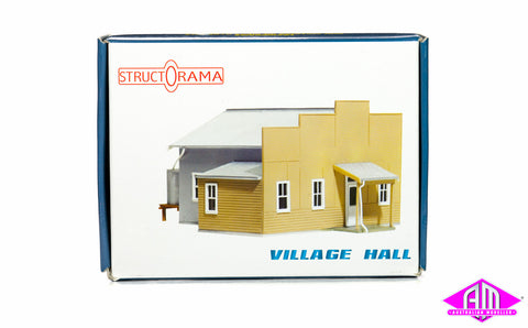 Village Hall Kit