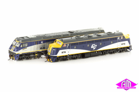 Limited Edition Loco Twin Pack - CFCLA liveried ELxx & B76