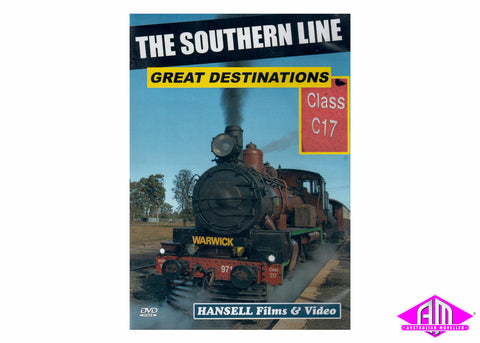 The Southern Line - Great Destinations DVD