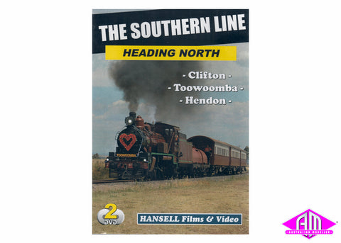 The Southern Line - Heading North DVD