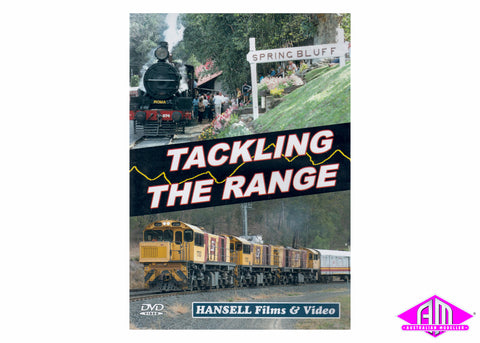 Tackling The Range DVD