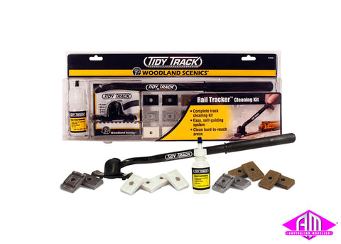 Tidy Track Rail Tracker Cleaning Kit