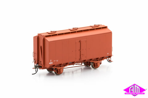 Steel T Van VR Wagon Red 1972-1985 (6 Car Pack) VFW-21
