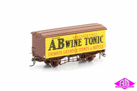 U Van A.B Wine Tonic V2 Single Car VFW-68