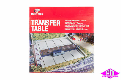 Motorised Transfer Table DCC