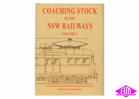 Coaching Stock NSW Railways - Vol 3