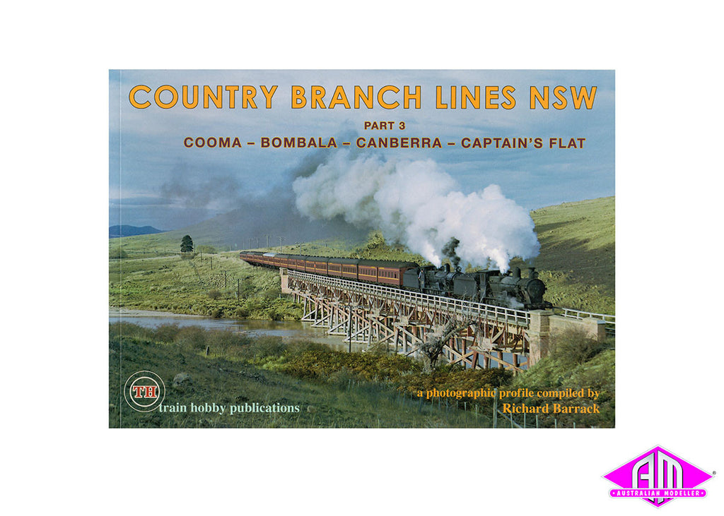Country Branch Lines NSW - Part 3 - Cooma-Bombala
